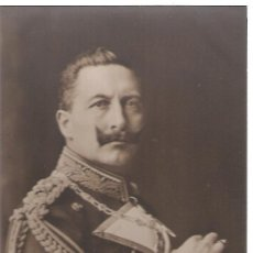 Postales: KAISER GUILLERMO II. Lote 17314189