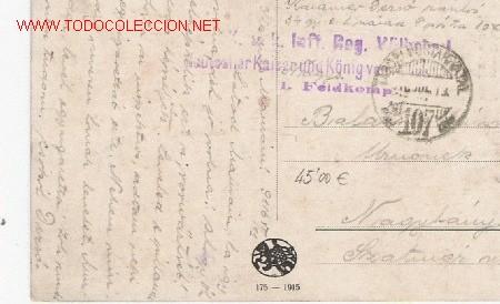Postales: RARISIMA TARJETA DE CRUZ ROJA - Foto 2 - 20345652