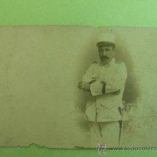 Postales: TARJETA POSTAL RAYADILLO FUERZA DEL 34 DE INFANTERIA AÑO 1909 . Lote 18371889