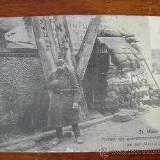 Postales: ST. MIHIEL 1ª GUERRA MUNDIAL, FECHADA EN 1915. Lote 14206954