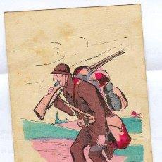Postales: BELGICA, TARJETA POSTAL BELGA, 1ª GUERA MUNDIAL, 1914-1918.. Lote 26963242