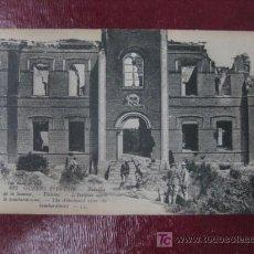 Postales: BATALLA DE LA SOMME. 1914-1916. TILLOLOY. PRIMERA GUERRA MUNDIAL. Lote 15339449