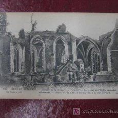 Postales: BATALLA DE LA SOMME. 1914-1916. TILLOLOY. PRIMERA GUERRA MUNDIAL. Lote 15339465