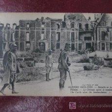 Postales: BATALLA DE LA SOMME. 1914-1916. TILLOLOY. PRIMERA GUERRA MUNDIAL. Lote 15339495