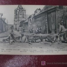 Postales: BATALLA DE LA SOMME. 1914-1916. CAPPY. PRIMERA GUERRA MUNDIAL. Lote 15339567