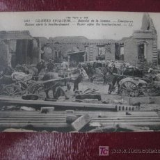 Postales: BATALLA DE LA SOMME. 1914-1916. DOMPIERRE. PRIMERA GUERRA MUNDIAL. . Lote 15339609