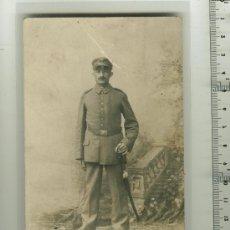 Postales: FOTO ORIGINAL DE SOLDADO ALEMÁN 1ª G.M.. Lote 18358575