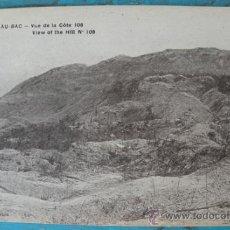 Postales: ANTIGUA POSTAL DE BEERY - AU - BAC - VUE DE LA CÔTE 108 - POSTAL FRANCESA DE LA 1ª GUERRA MUNDIAL - . Lote 22981764