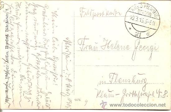 Postales: POSTAL FOTOGRÁFICA DE CONJUNTO PARECE QUE EN EL FRENTE CIRCULADA CON FECHA DE 1915 - Foto 2 - 16649011