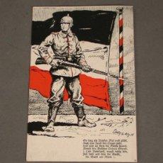 Postales: POSTAL. PRIMERA GUERRA MUNDIAL. ALEMANIA. 1915.. Lote 28467815