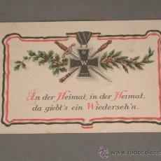 Postales: POSTAL. PRIMERA GUERRA MUNDIAL. 1916. ALEMANIA. KAISERREICH.. Lote 28467991