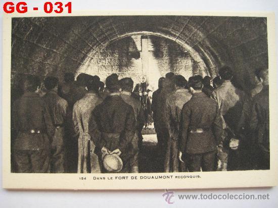 Postales: FRANCIA : LOTE DE 10 POSTALES DE LOS COMBATES DE SOUVILLE Y DOUAMONT. 1ª GUERRA MUNDIAL. - Foto 4 - 28748466