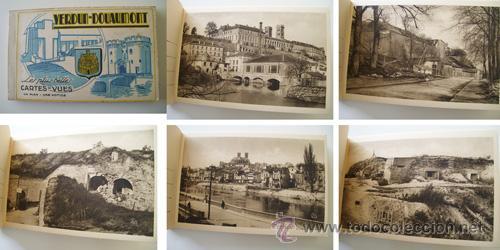 ANTIGUAS 20 POSTALES : VERDUN - DOUAUMONT. ED D' ART PHOT VERDUN (Postales - Postales Temáticas - I Guerra Mundial)