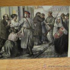 Postales: LOS ALEMANES EN LILA / POSTAL EDITION PATRIOTIQUE - SIN CIRCULAR EDI. I.M.L.. Lote 32440500