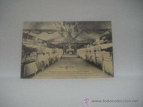 POSTAL 1º GUERRA MUNDIAL BATALLA DE VERDUN (Postales - Postales Temáticas - I Guerra Mundial)
