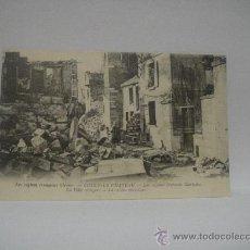 Postales: POSTAL 1ª GUERRA MUNDIAL - COUCY LE CHATEAU. Lote 34441659