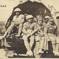 Postales: POSTAL ANTIGUA FRANCESA PRIMERA GUERRA MUNDIAL - APRÈS LA BATAILLE - S4 - CIRCA 1917 - SIN CIRCULAR. Lote 36495996