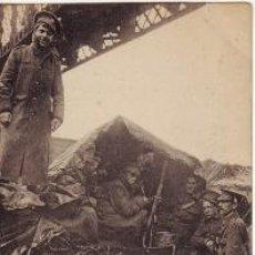 Postales: PRIMERA GUERRA MUNDIAL. CAMPAGNE DE 1914. ARMEE ANLAISE. 96. EMBARQUEMENT DES SOLDATS ANGLAIS POUR... Lote 40989988