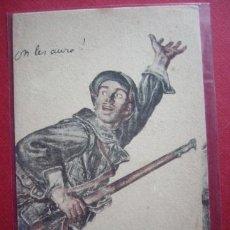 Postales: POSTAL FRANCESA I GM. ESCRITA.. Lote 41402929