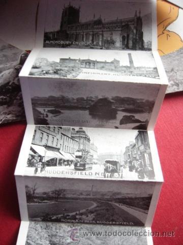 Postales: POSTAL VISTAS DE HUDDESFIELD IN A TANK. VER FOTOS. - Foto 2 - 179045245
