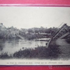 Postales: POSTAL LE PONT DE CHOISY AU BAC.. Lote 41406127