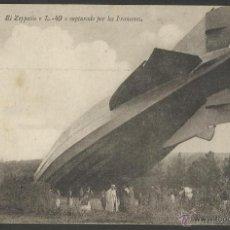 Postales: I GUERRA MUNDIAL - EL ZEPPELIN - (19253). Lote 41558546