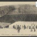 Postales: I GUERRA MUNDIAL - FRENTE FRANCES - MANIOBRA DE UN GLOBO DE OBSERVACION - (19255). Lote 41558639