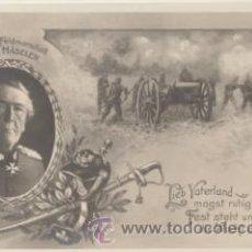 Postales: GENERAL - FELDMARSHALL GRAF HÄSELER.. Lote 44013868