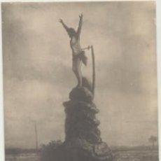 Postales: SANTÍSIMO CRISTO DE LA GRANADA. EN LA BATALLA LIBRADA EL 20 AGOSTO DE 1914 ENTRE METZ. Lote 44424448
