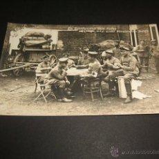 Postales: GUERRA DE 1914 SOLDADOS ALEMANES. Lote 45444960