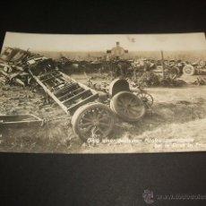 Postales: PRIMERA GUERRA MUNDIAL 1914 CEMENTERIO. Lote 45444990