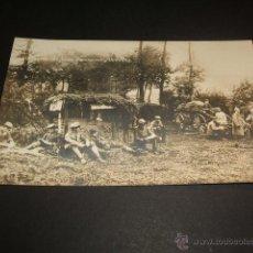 Postales: PRIMERA GUERRA MUNDIAL 1914 SOLDADOS ALEMANES. Lote 45445000