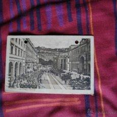 Postales: POSTAL DE STUTTGART SOLDADOS POR LAS CALLES . Lote 45460157
