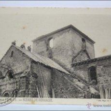 Postales: ANTIGUA POSTAL 108. GUERRE 1914-15 - RUINES DE SERMAIZE - I GUERRA MUNDIAL / IWW. Lote 47793479