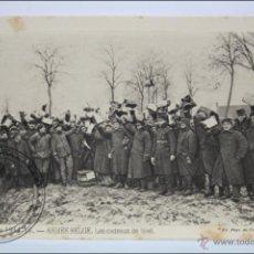 Postales: POSTAL ANIMADA 112. GUERRE 1914-15 - ARMÉE BELGE. LES CADEAUX DE NOËL - I GUERRA MUNDIAL / IWW. Lote 47793585