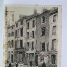 Postales: ANTIGUA POSTAL 114. GUERRE 1914-15 - NANCY. DÉGÁTS CAUSÉS PAR ZEPPELIN - I GUERRA MUNDIAL / IWW. Lote 47794412