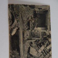 Postales: CAMPAGNE 1914-1917: INTÉRIEUR D´UNE MAISON EN RUINES. Lote 48556535