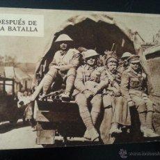 Postales: POSTAL I GUERRA MUNDIAL.DESPUES DE LA BATALLA. Lote 49367227
