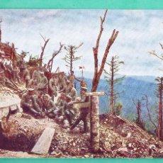 Postales: ANTIGUA POSTAL - BATALLA HARTMANNSWEILERKOPF - I GUERRA MUNDIAL - FRANCIA / ALEMANIA - SIN CIRCULAR. Lote 50168504