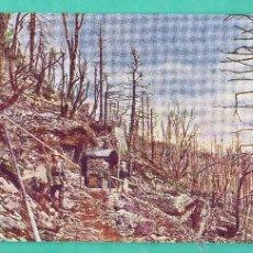 Postales: ANTIGUA POSTAL - BATALLA HARTMANNSWEILERKOPF - I GUERRA MUNDIAL - FRANCIA / ALEMANIA - SIN CIRCULAR. Lote 50168516