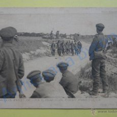 Postales: OFFICIAL WAR PHOTOGRAPHS. CROWN 6 Nº 43. THE GLORIOUS FIRST OF JULY 1916. Lote 51416417
