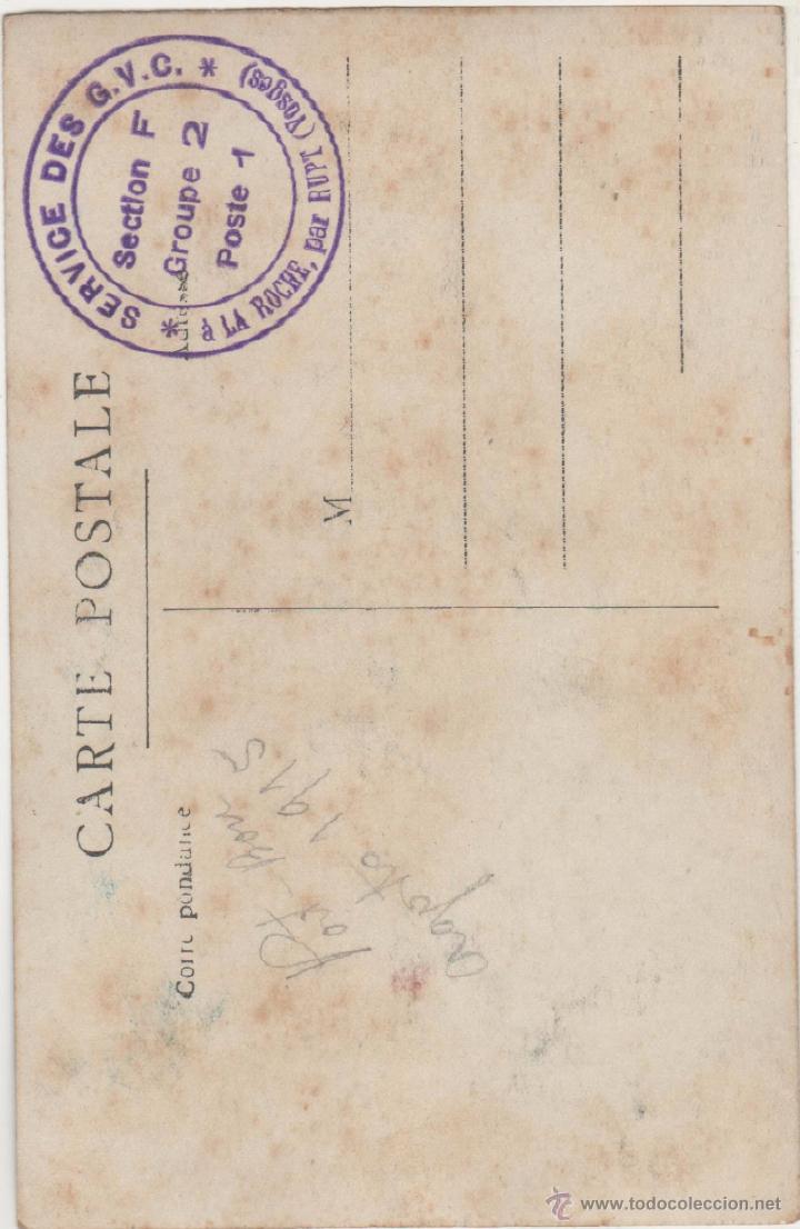 Postales: PORT-BOU. Agosto de 1915.Soldados franceses posan con enemigo alemán abatido - Foto 2 - 51564969