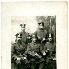 Postales: CORREO ALEMÁN EN EL FRENTE, 1914, PRIMERA GUERRA MUNDIAL. Lote 55705527