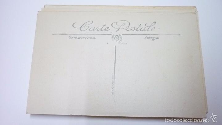 Postales: Lote de 29 postales LILLE. (Francia). Originales. I Guerra Mundial. Efectos bombardeos.Sin circular. - Foto 6 - 55884451