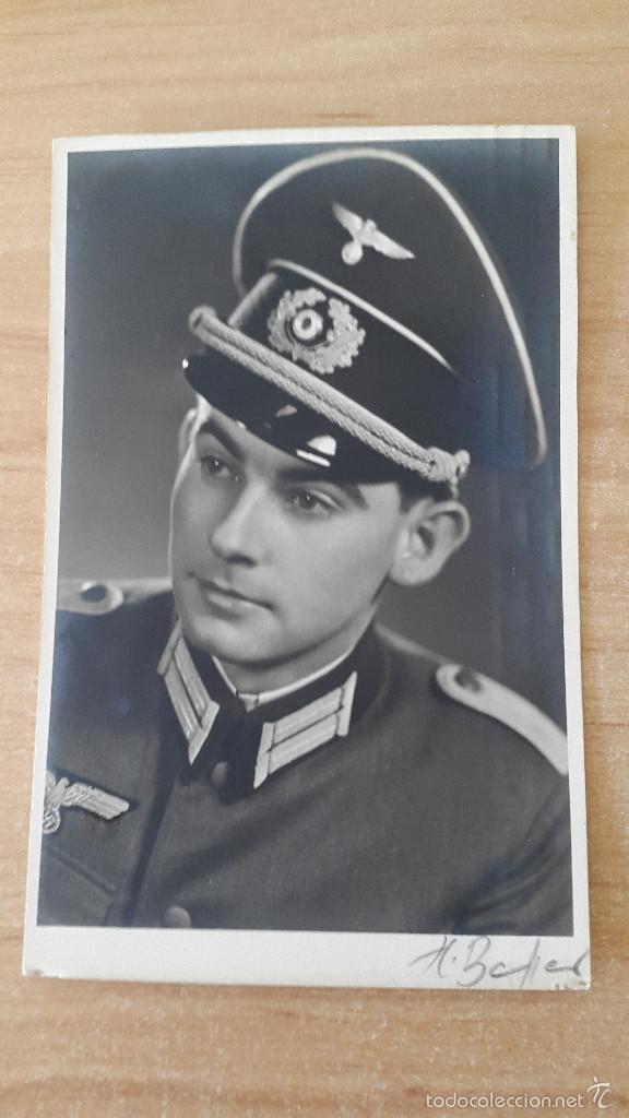 FOTOGRAFÍA. POSTAL MILITAR III REICH (VER IMÁGEN ADICIONAL) (Postales - Postales Temáticas - I Guerra Mundial)