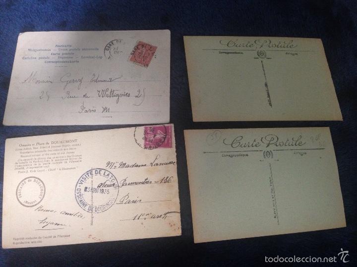 Postales: LOTE MILITAR POSTALES ANTIGUAS I GUERRA MUNDIAL - Foto 2 - 56796377