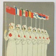 Postales: THE GREAT WHITE ARMY, LA GRANDE ARMÉE BLANCHE, LA GRANDE ARMATA BIANCA. PRIMERA GUERRA MUNDIAL.. Lote 57831228