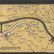 Postales: POSTAL PRIMERA GUERRA MUNDIAL - 2 SEPTIEMBRE - FRANCIA ALEMANIA - VER REVERSO-(45.203). Lote 65374151