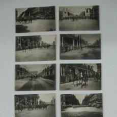 Postales: LOTE DE 13 POSTALES FOTOGRÁFICAS 1919 PARIS DESFILE DE LA VICTORIA 1ª GUERRA MUNDIAL. Lote 67458229