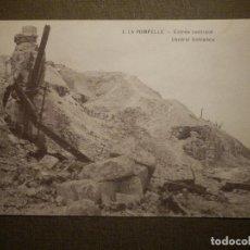 Postales: POSTAL - PRIMERA GUERRA MUNDIAL 1ª I - 1 LA POMPELLE - ENTREE CENTRALE. Lote 71693943